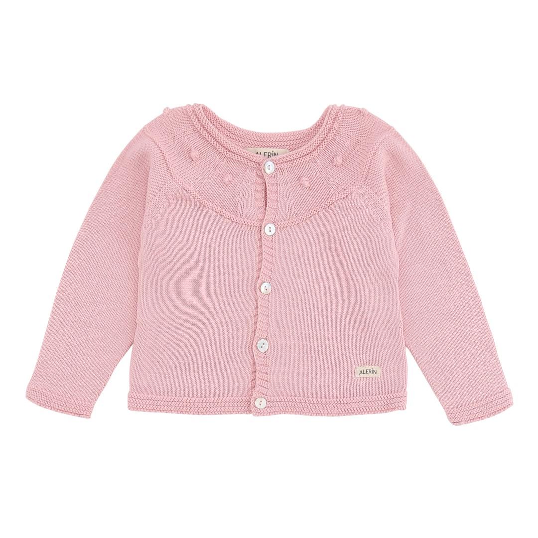 Image of   Cardigan Sevilla Pink
