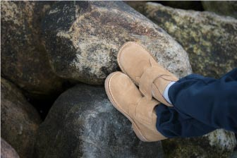 Desert Boots Suede Brown